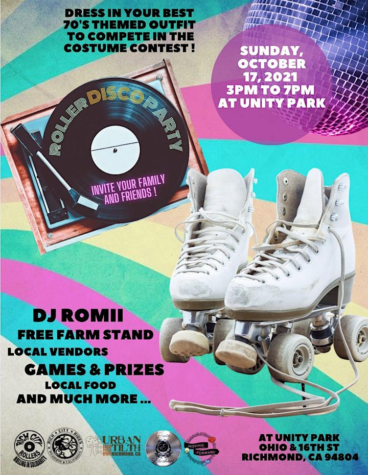Roller Disco Party image