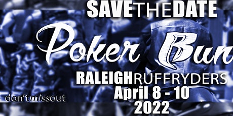 Raleigh Ruff Ryders Monte Carlo Poker Run Charity Event tickets
