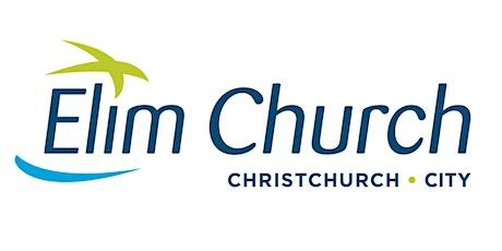 Elim Church Christchurch: CITY Campus Sunday Service tickets