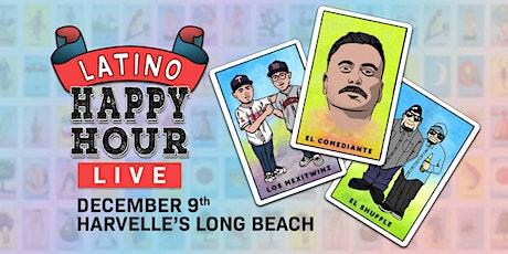 Latino Happy Hour Live tickets