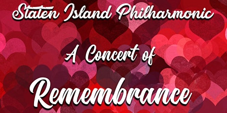 A Concert of Remembrance and Hope tickets