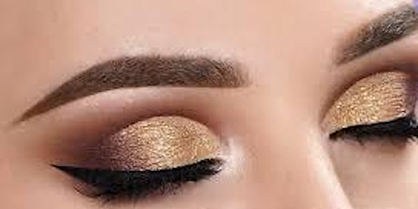 AmateurClass :2 hr How to do a cut crease eye shadow look for beginners? tickets