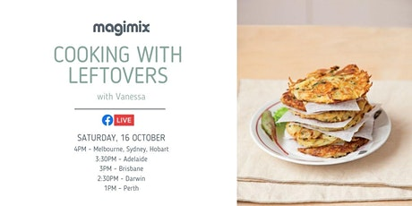 Cooking with Leftovers | Cooking Class tickets