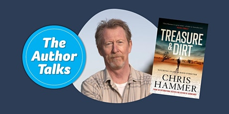 Chris Hammer Online Author Talk - Onkaparinga Libraries tickets