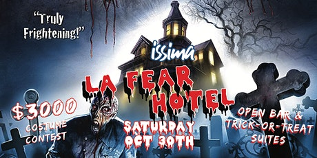 LA FEAR HOTEL: Halloween Party & Costume Contest tickets