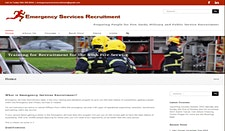 Fire Service Recruitment Ready logo
