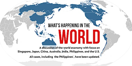 What's Happening in the World tickets