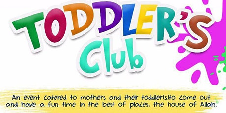 Toddlers Club tickets
