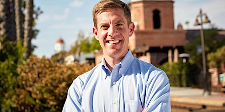 Congressmember Mike Levin Oct 2021 Town Hall in San Juan Capistrano tickets