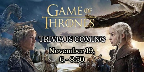 Game of Thrones Trivia & Paint Night tickets