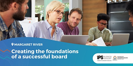 Creating the Foundations of a Successful Board tickets