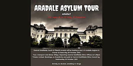 Halloween Ghost Tour at Aradale Asylum  tickets