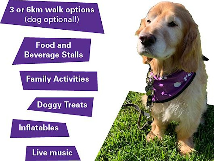 RSB Wags Trail - Family Fun Day and Torrens Walk image