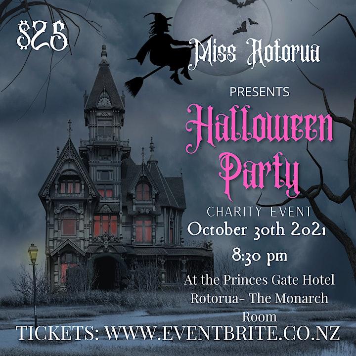 Halloween Party Rotorua image