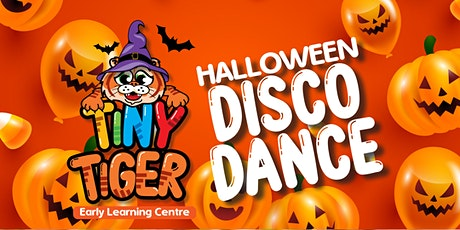 Tiny Tiger ELC - Halloween Disco Dance tickets