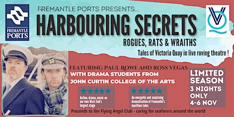 Harbouring Secrets tickets
