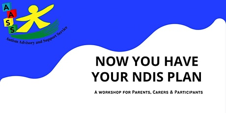 Now you have your NDIS Plan tickets