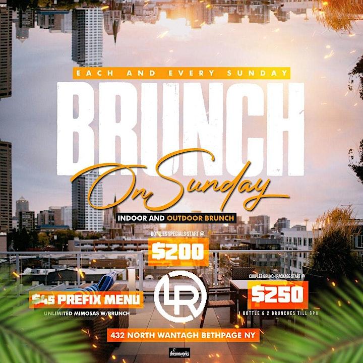 Brunch on Sunday in Long Island Ny image
