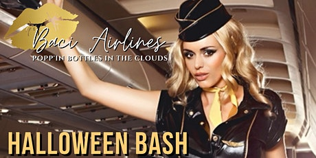 The Baci Room Present A Halloween Bash: Baci Airlines tickets