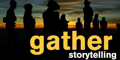 "gather storytelling, ""Do-Over"": Marilyn Torres, Violet Duncan, Doug Bland tickets"