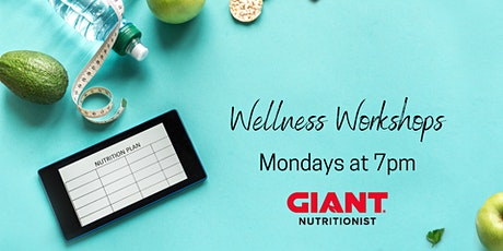 VIRTUAL November: Wellness Workshops tickets