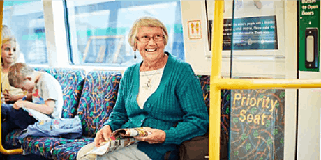 Get on Board with Transperth - Network Tour  for  Older Adults- Bayswater tickets