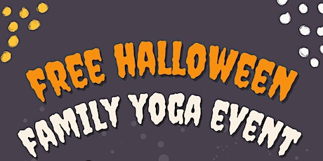 Free Halloween Family event tickets