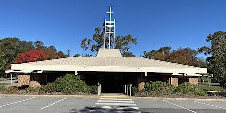 Sun 24 Oct @ 8am: Holy Family Church, Gowrie tickets