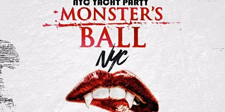 Monsters ball NEW YORK CITY YACHT PARTY CRUISE tickets