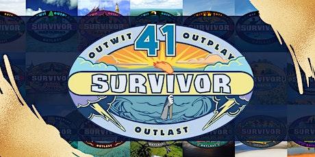 Survivor Halloween Watch Party! tickets