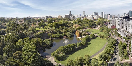 Guided Tour - 20 Years of Roma Street Parkland tickets