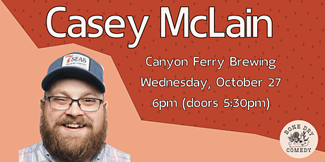 Casey McLain live in Townsend tickets