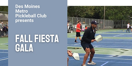 Fall Fiesta sponsored by Des Moines Metro Pickleball Club tickets