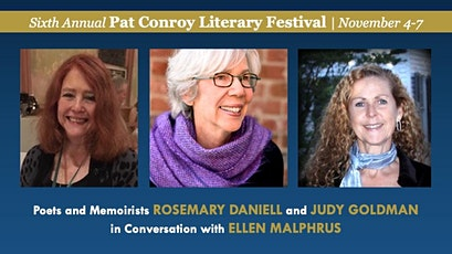 Zoom Access to Rosemary Daniell and Judy Goldman in Conversation tickets