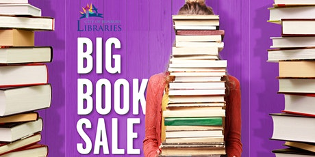 THE BIG BOOK SALE! tickets