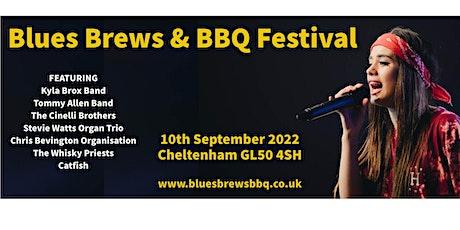 Blues Brews & BBQ Festival tickets