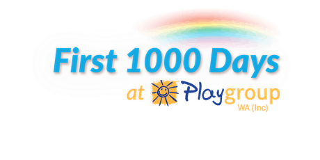 First 1000 Days at Playgroup Project - Margaret River, Morning Tea tickets