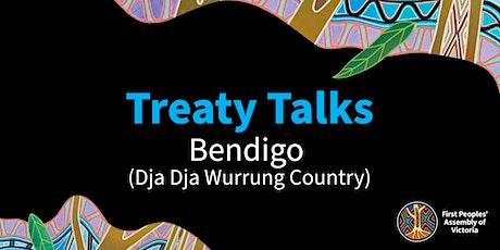 Treaty Talks Bendigo (Online event) tickets