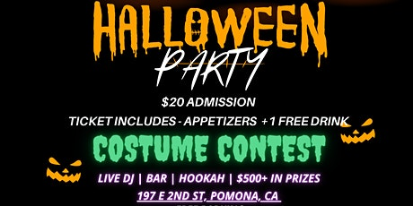 NAAPOC's Halloween Party! tickets