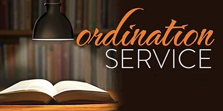 Ordination Service Banquet - Jacob McClusky tickets