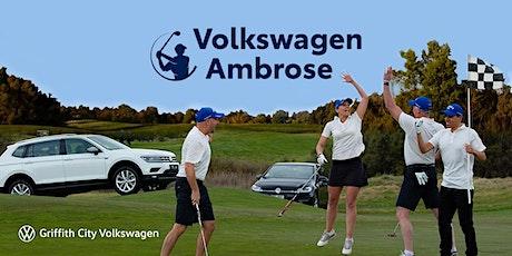 Volkswagen Ambrose tickets