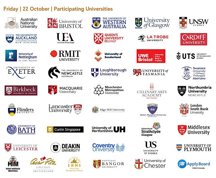 Overseas Education Mega Efair (Online) Fri 22 & Sat 23 Oct image
