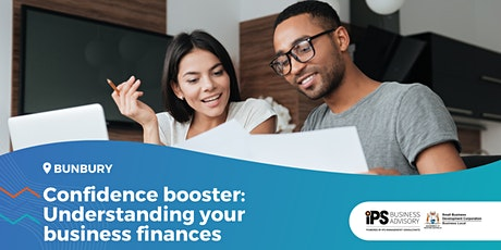 Confidence Booster: Understanding your business finances tickets