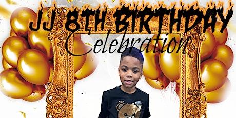 "JJ 8th Birthday Bash ""Kids SneakerBall"" tickets"