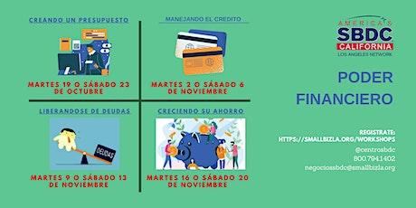 Poder Financiero tickets