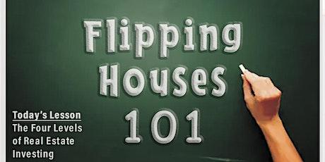 FLIPPING HOU$E$ 101 .... Real Estate Investing Orientation AZ tickets