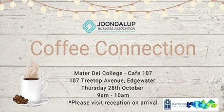Coffee Connection - Mater Dei College tickets