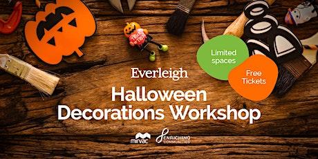 Halloween Decorating Workshop at Everleigh tickets