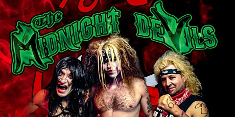 The Midnight Devils with Amorath and The Breakdowns at Diamond Music Hall tickets