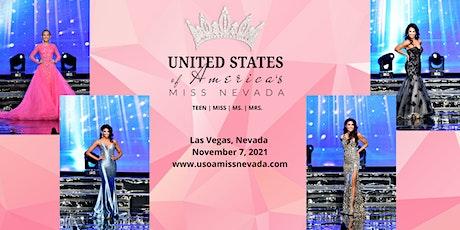 USOA Nevada Pageant tickets